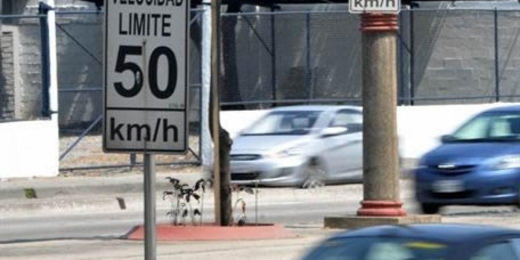 El irrespeto a los límites de velocidad es una de las principales causas de los accidentes de tránsito (Imagen de Metro Ecuador).